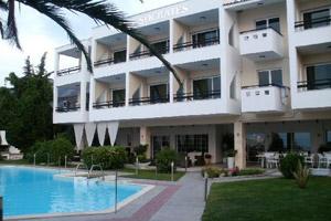 Hotel Socrates 2* - Skala Prinos